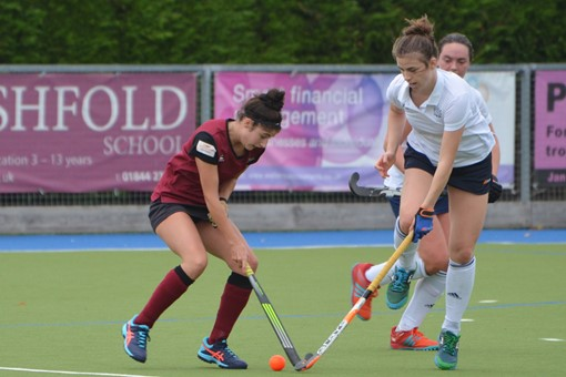 Ladies' 3s v Oxford University 2s 020