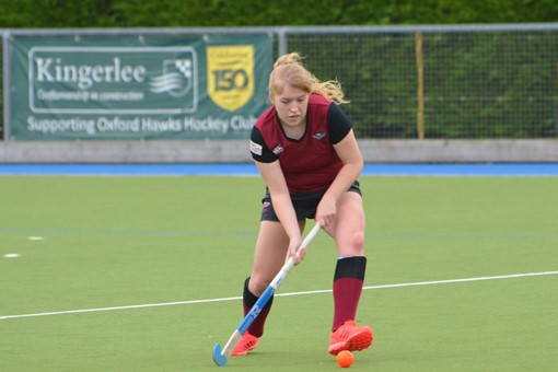 Ladies' 3s v Oxford University 2s 021