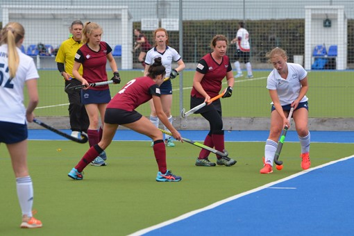 Ladies' 3s v Oxford University 2s 022