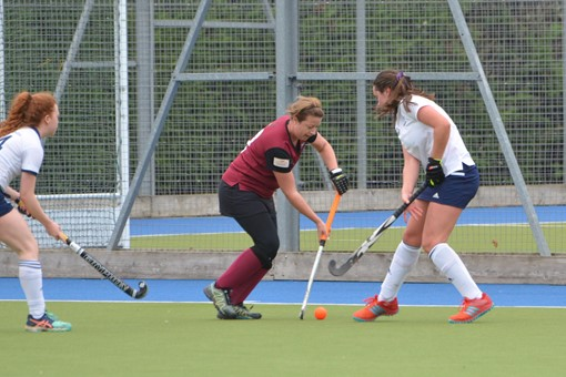 Ladies' 3s v Oxford University 2s 023
