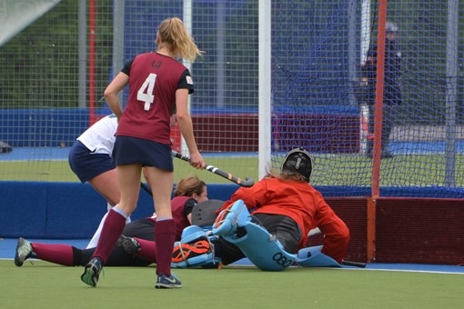 Ladies' 3s v Oxford University 2s 024