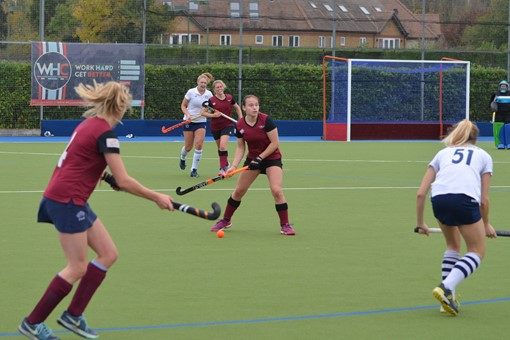 Ladies' 3s v Oxford University 2s 025
