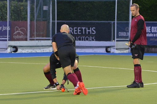 Men's 1s v Canterbury 002