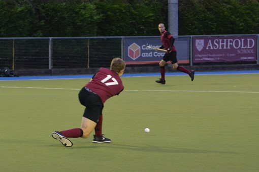 Men's 1s v Canterbury 007