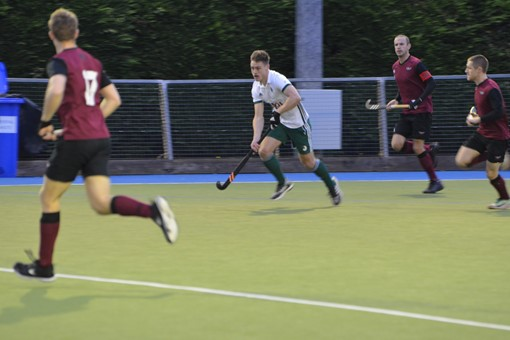 Men's 1s v Canterbury 008