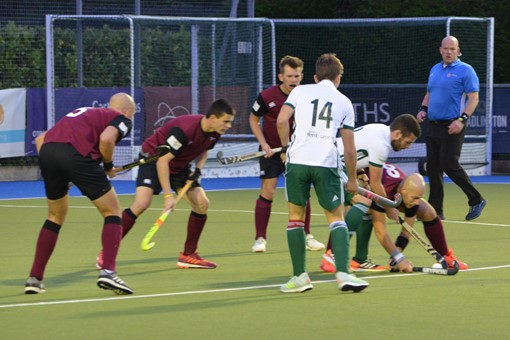 Men's 1s v Canterbury 011