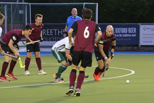 Men's 1s v Canterbury 012