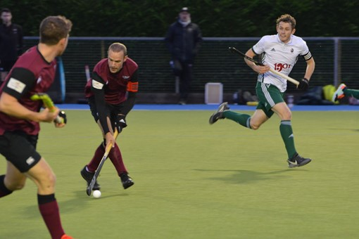 Men's 1s v Canterbury 013