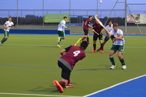 Men's 1s v Canterbury 014