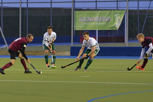 Men's 1s v Canterbury 015