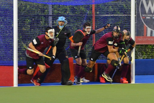Men's 1s v Canterbury 018