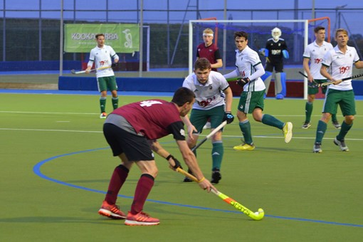 Men's 1s v Canterbury 019