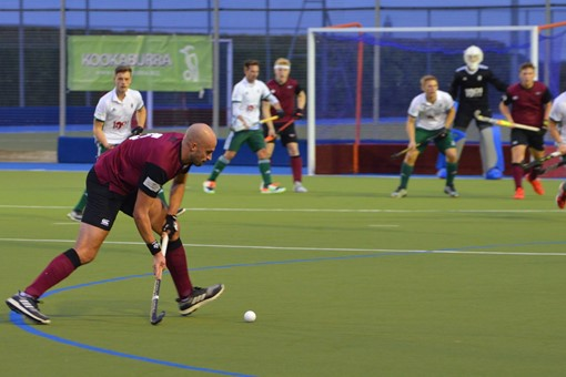 Men's 1s v Canterbury 021
