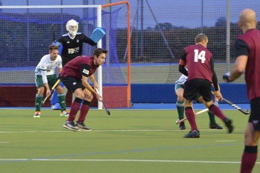 Men's 1s v Canterbury 022