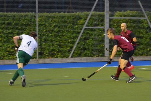 Men's 1s v Canterbury 024