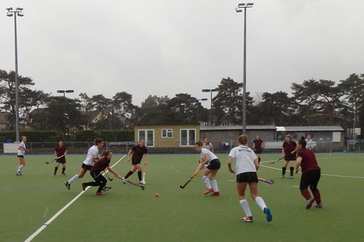 Ladies' 8s v Oxford University 4s 004