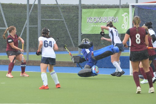 Ladies' 2s v East Grinstead 005
