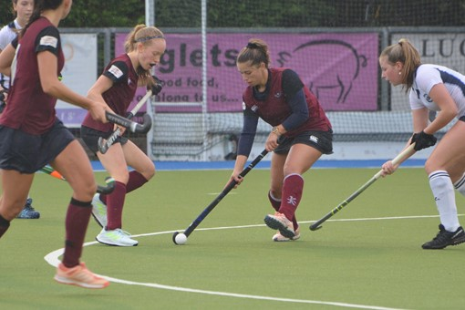 Ladies' 2s v East Grinstead 007
