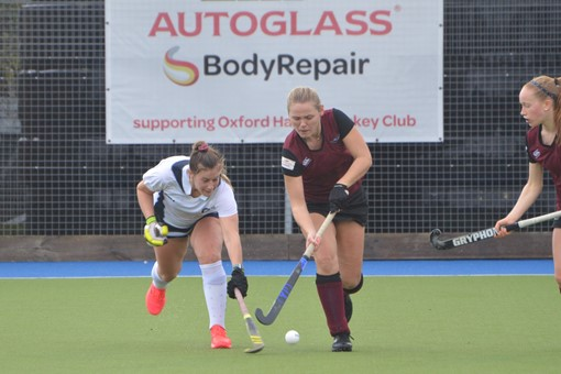 Ladies' 2s v East Grinstead 012