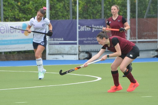 Ladies' 2s v East Grinstead 014