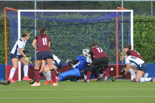 Ladies' 2s v East Grinstead 015