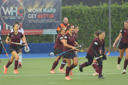 Ladies' 2s v East Grinstead 019