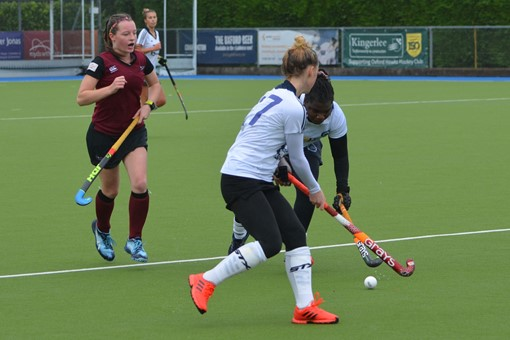 Ladies' 2s v East Grinstead 024