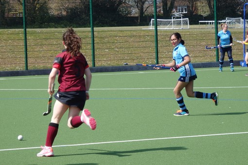 Ladies' 8s v Wycombe 7s 011
